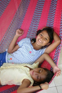 A couple of our friends in La Laguna.